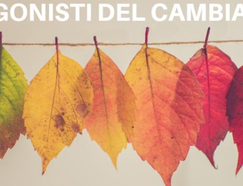 PROTAGONISTI DEL CAMBIAMENTO – corso gratuito sulla gestione del cambiamento nelle organizzazioni
