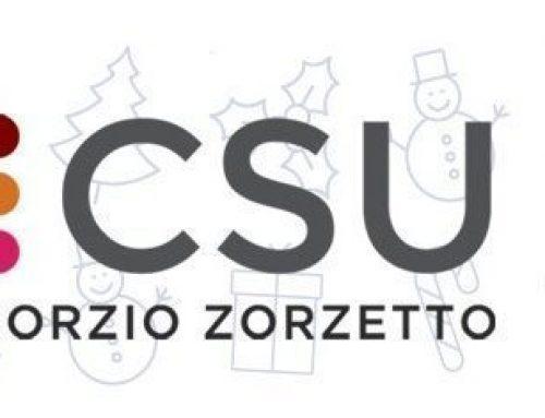 Buon Natale da CSU Zorzetto!