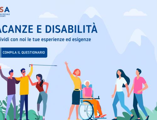 Vacanze e disabilità: CSSA promuove un'indagine sul turismo accessibile