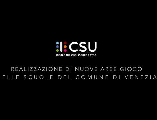 VIDEO – Realizzazione di nuove aree gioco nelle scuole del Comune di Venezia
